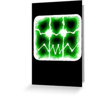 The Thirteenth Floor: Max Greeting Card