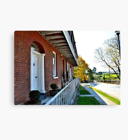 Doctors Residence Canvas Print