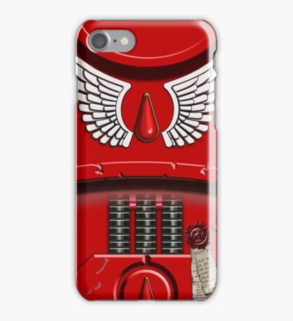 Angel Armour iPhone Case/Skin