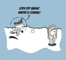 Calvin & Joffrey by Paulychilds