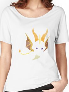 Project Silhouette 2.0: Spyro Women's Relaxed Fit T-Shirt