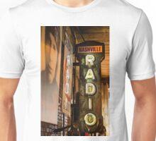 Radio Nashville Unisex T-Shirt