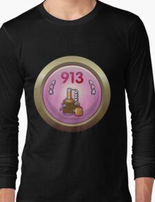 Glitch Achievement bootleg facilitator Long Sleeve T-Shirt