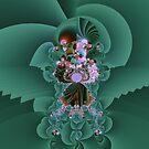 Fractal Flora by wutz4tea