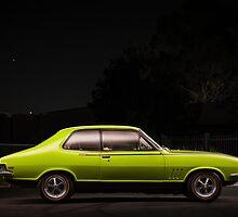 Matt Baxter's LC GTR Torana by HoskingInd