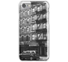 Street in Greenwich Village iPhone Case/Skin