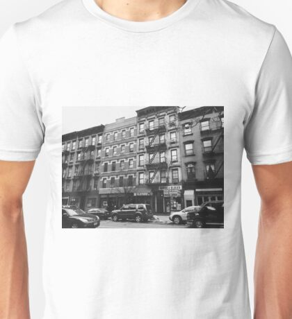 Street in Greenwich Village Unisex T-Shirt