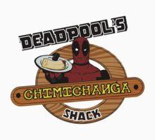 Deadpool's Chimichanga shack Kids Clothes