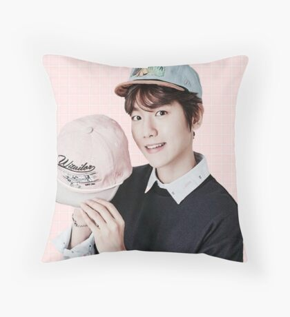 Baekhyung - phone cases and more Throw Pillow