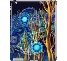Spiritual Forest Neon Colours iPad Case/Skin