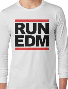 RUN EDM (Parody) Long Sleeve T-Shirt