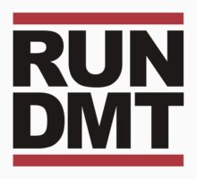 RUN DMT (Parody) by FreshThreadShop