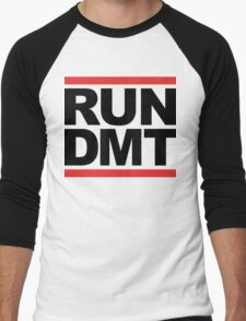 RUN DMT (Parody) Men's Baseball ¾ T-Shirt