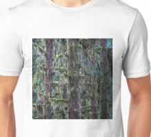 Mossy Trees Unisex T-Shirt