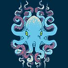Twisted Tentacles by katymakesthings