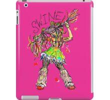 SWINE! iPad Case/Skin