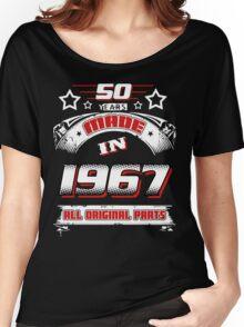 1967  Women's Relaxed Fit T-Shirt