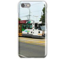 Melbourne tram iPhone Case/Skin