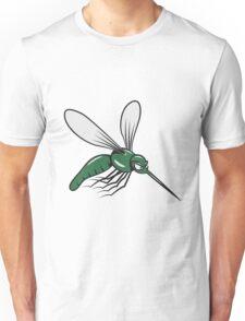Mücke agro  Unisex T-Shirt