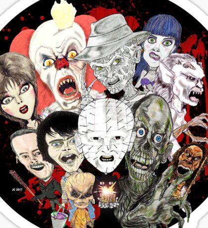 Horror Melee Vol. 1 Sticker