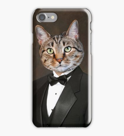 Sam's Senior Portrait iPhone Case/Skin
