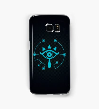 Zelda Breath of the Wild Sheikah eye Samsung Galaxy Case/Skin
