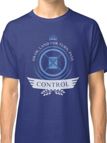 Magic the Gathering - Control Life V2 Classic T-Shirt