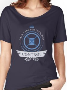 Magic the Gathering - Control Life V2 Women's Relaxed Fit T-Shirt