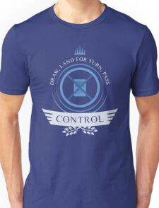 Magic the Gathering - Control Life V2 Unisex T-Shirt
