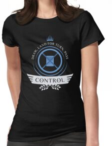 Magic the Gathering - Control Life V2 Womens Fitted T-Shirt