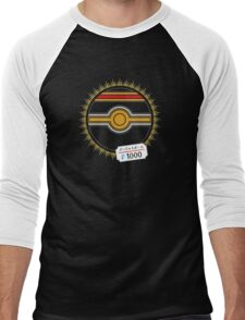 Luxury Ball Men's Baseball ¾ T-Shirt