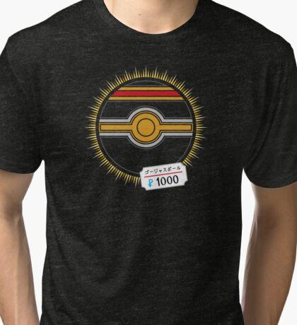 Luxury Ball Tri-blend T-Shirt