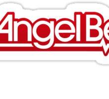 Angel Beats Heartbeat HD Transparent Sticker