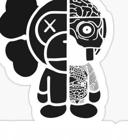 KAWS x MILO Sticker