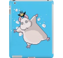 Boh and Bird 8bit iPad Case/Skin