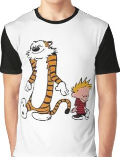 calvin and hobbes cool Graphic T-Shirt