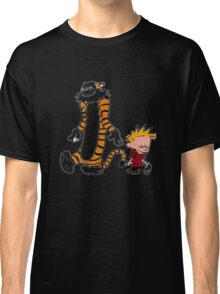 calvin and hobbes cool Classic T-Shirt