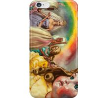 """5 More Pounds"" iPhone Case/Skin"