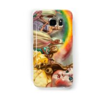 """5 More Pounds"" Samsung Galaxy Case/Skin"
