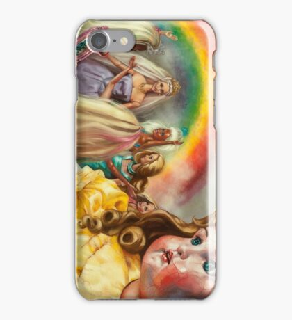 """""""5 More Pounds"""" iPhone Case/Skin"""