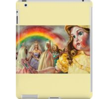 """5 More Pounds"" iPad Case/Skin"