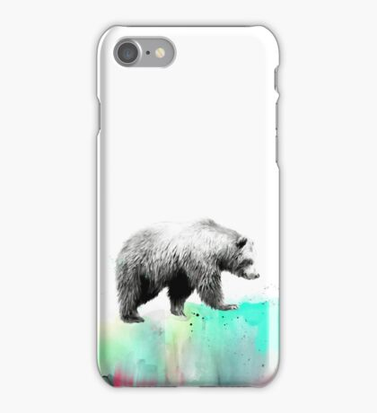 Wild No.1 // Bear iPhone Case/Skin
