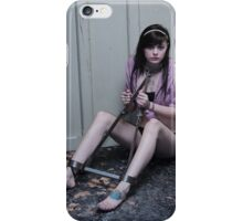 Lottie in the Scavengers Daughter iPhone Case/Skin