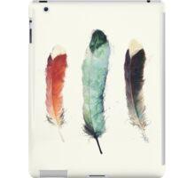 Feathers iPad Case/Skin