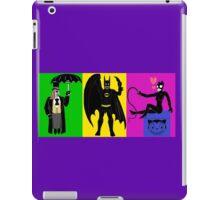 Batman Returns Trio iPad Case/Skin