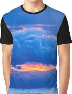 Hidden Fires Clothing, Indian Ocean, Perth Graphic T-Shirt