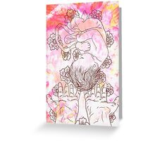 Celebrating Birth Greeting Card