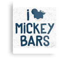 mickey bar Metal Print