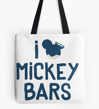 mickey bar Tote Bag