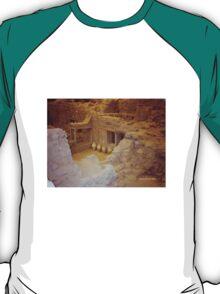AKROTIRI - Ancient Buried City  T-Shirt